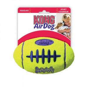 KONG Air Dog Football zabawka dla psa M