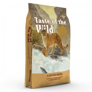 TASTE OF THE WILD Cat Canyon River 6,6 kg