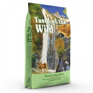 TASTE OF THE WILD Cat Rocky Mountain 6,6 kg