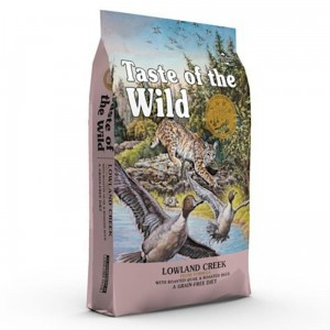 TASTE OF THE WILD Cat Lowland Creek 6,6 kg