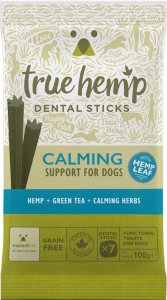 TRUE HEMP DENTAL STICK Z KONOPIAMI (Large-125g)- USPOKAJAJĄCE