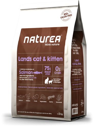 Naturea Grainfree Lands Cat and Kitten.png