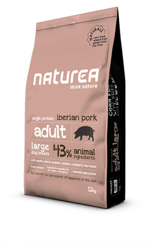 Naturea Naturals Adult Large Breed Iberian Pork.png