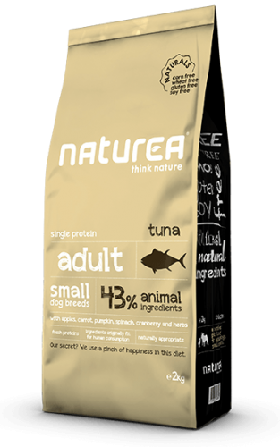 Naturea Naturals Adult Small Breed Tuna.png